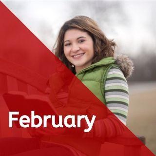 February 2021 Teen E-Newsletter