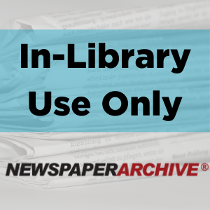 newspaper archives in library use only