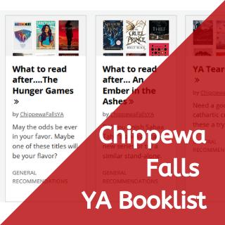 CFPL YA Booklist