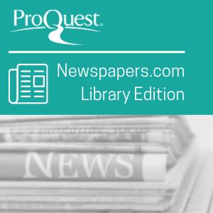 Proquest Newspapers.com
